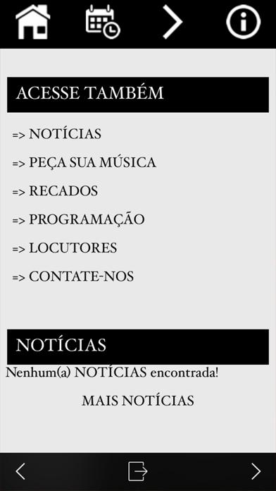 Web Rádio Espiritismo BH screenshot two