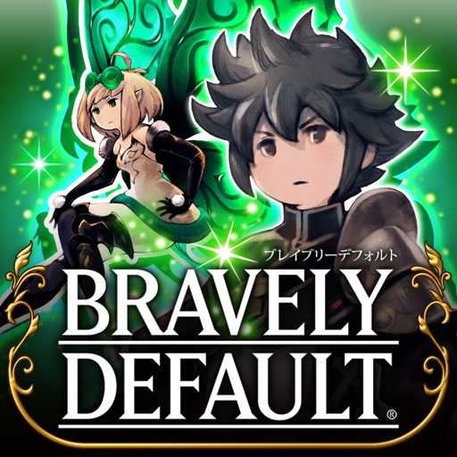 BRAVELY DEFAULT FAIRY'S EFFECT