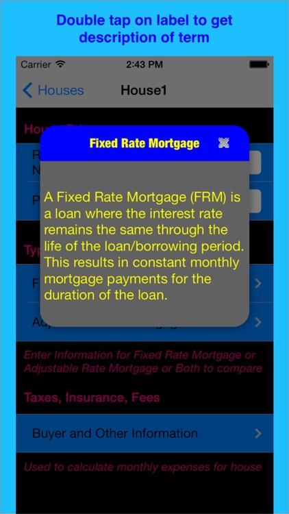 Buy House Or Rent screenshot-4