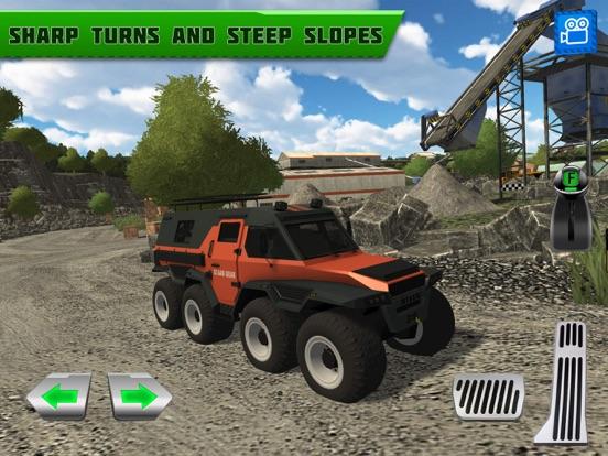 Quarry Driver 3: Giant Trucks для iPad