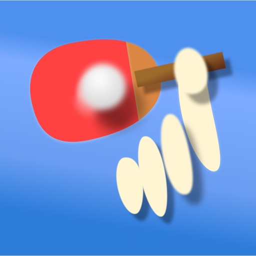 Palm Ping Pong -2d table tennis-