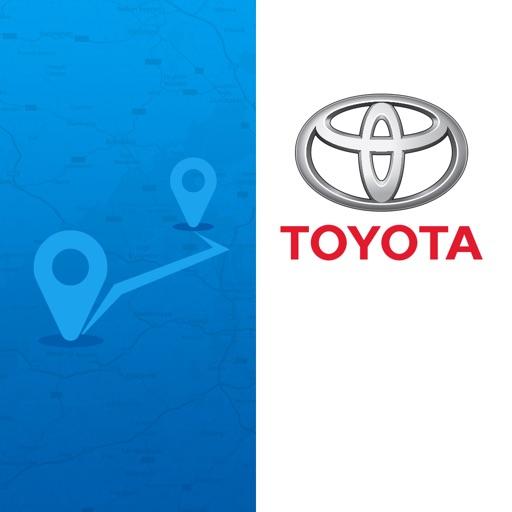 Toyota Retailer Map Update Support Tool