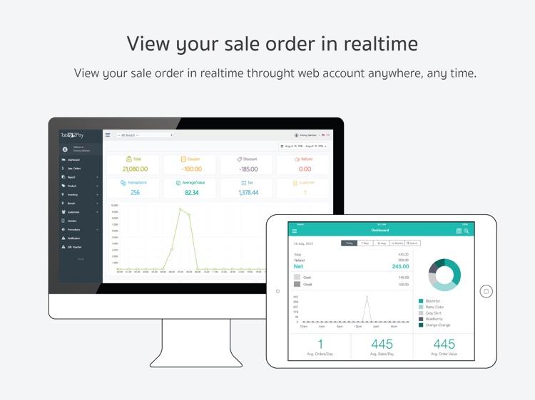Tab2Pay POS-Retail Simplified screenshot-4