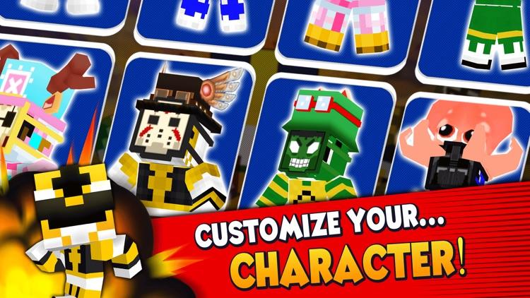 Bomber Rangers 3D Game