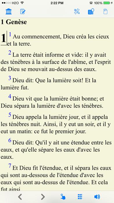 La Bible(Louis Segond 1910) French Bibleのおすすめ画像1