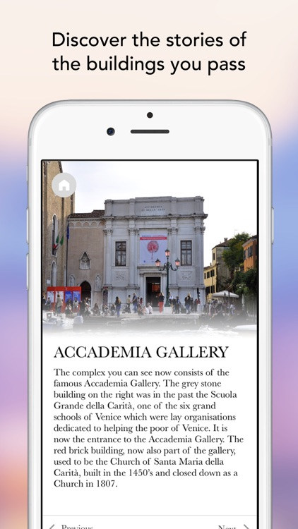Venice Grand Canal Guide screenshot-2