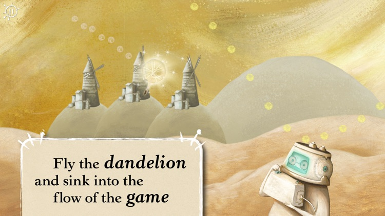 In the Garden of Dandelions