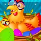 Chicken Breeding Factory Spaß icon