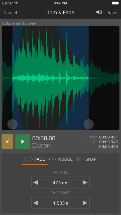 AudioShare Screenshots