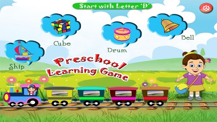 Preschool Educational Abby Games For Toddler Kids screenshot-3