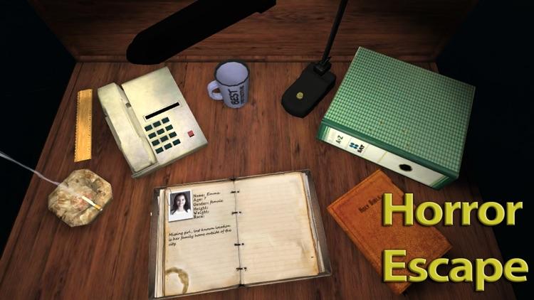 Horror escape 3D Detective
