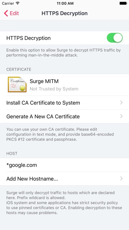 Surge (Legacy Support) screenshot-3