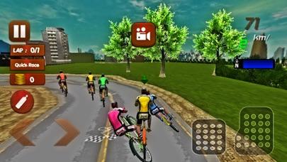サイクルレースハイウェイ2017のおすすめ画像2