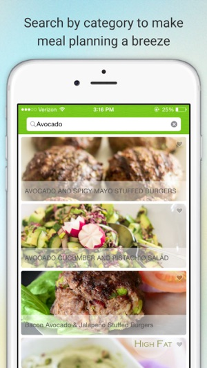 Eat paleo delicious paleo diet recipes and meals en app store forumfinder Image collections