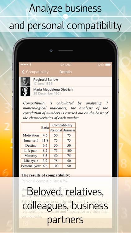 Numerology. Hidden Power of Numbers screenshot-3