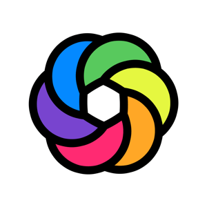 Evercolor - Use Coloring Book to Draw something app