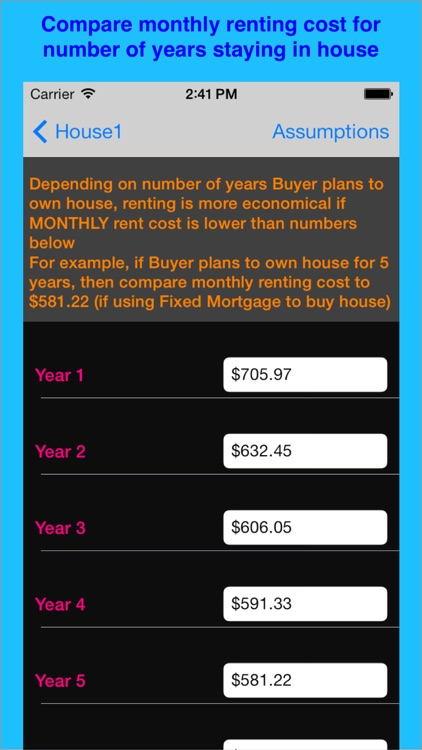 Buy House Or Rent