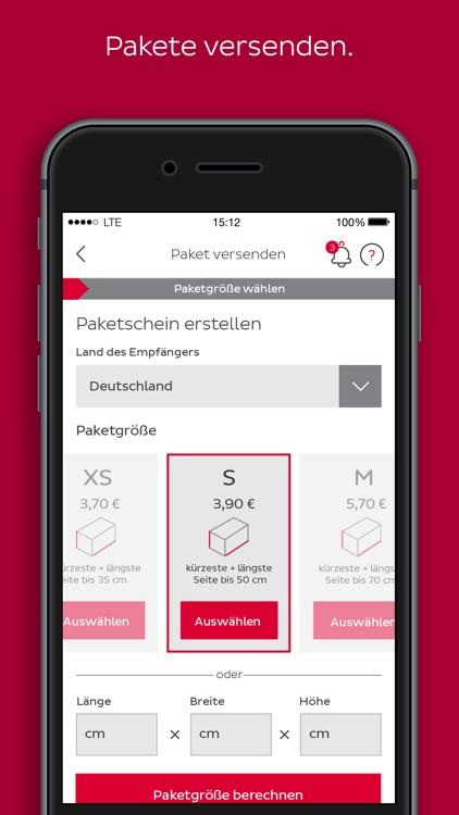 DPD – Pakete versenden, empfangen und retournieren screenshot-3
