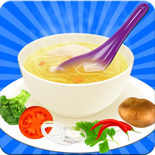 Soup Maker Chef – Kitchen Food Cooking Games