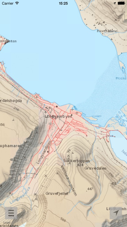 Here and there Svalbard