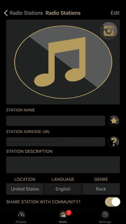Radio VuMusic Tune Stream.ing