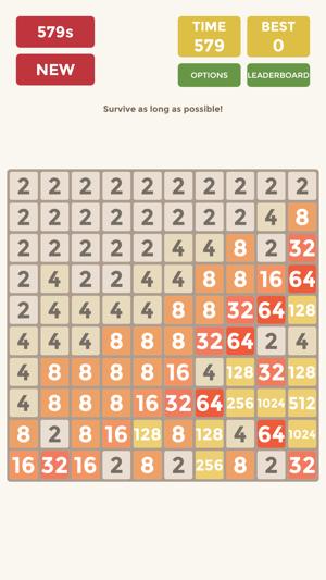 2048 4x4 6x6 8x8 10x10 on the App Store