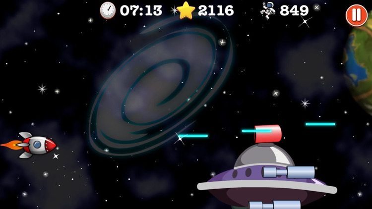 Spaceship Joyride! screenshot-1