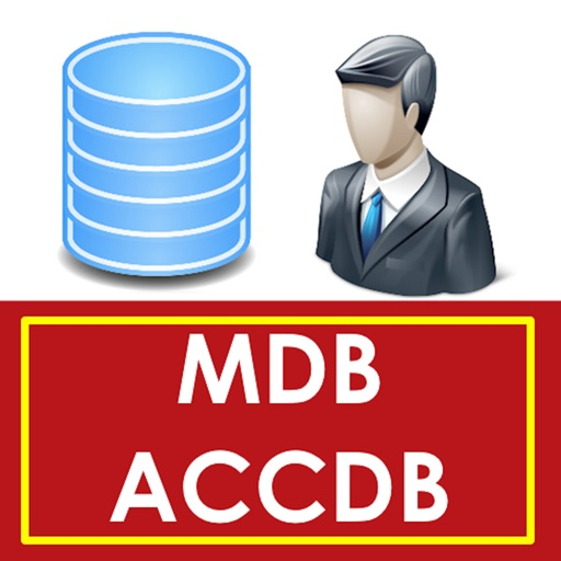 ACCDB MDB DB Manager Pro - Viewer for MS Access DB