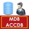 View and Edit Microsoft Access database on your iPhone or iPad with ACCDB MDB Database Pro, you can view it easily with Sort, Paging and Filter, also edit it directly on your phone, and export database data or schema DDL