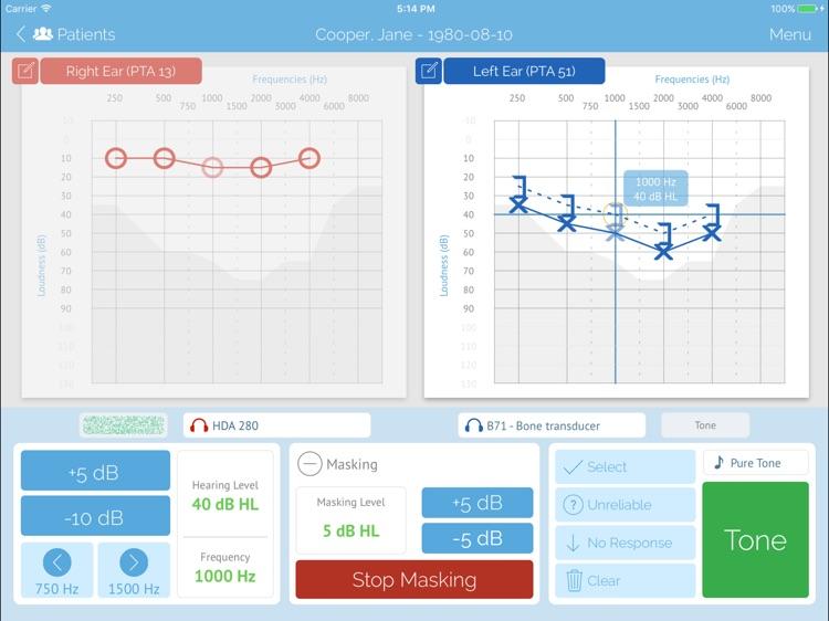 SHOEBOX Audiometry Pro