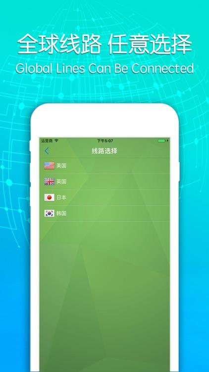 VPN•国际直通车-一款无限流量的极速网络加速器