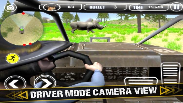 Animal Hunter - 3D Game screenshot-3