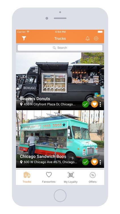 Food Truck Locator USA