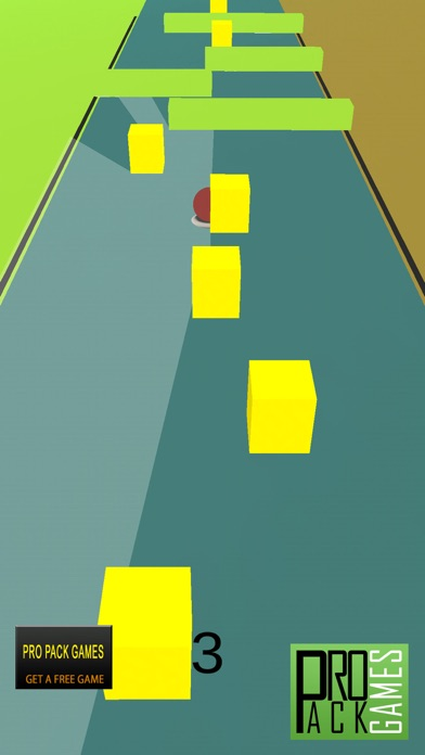 The Endless Road: Cool Ball Game for kids-4
