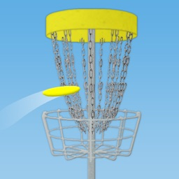 Disc Golf Game Range