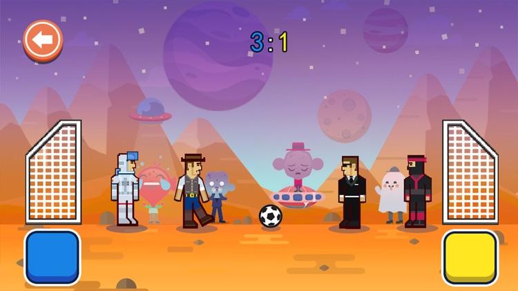 Happy Soccer Physics
