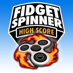 Fidget Spinner Highscore