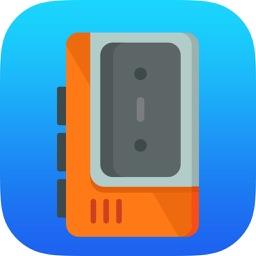 Audio Dictate Recorder & Digital Tape Dictatning