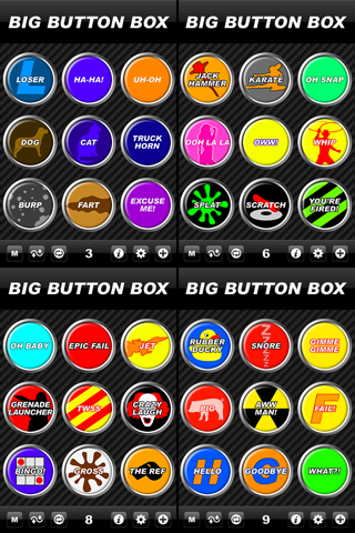 Big Button Box - funny sound effects & loud sounds screenshot 4