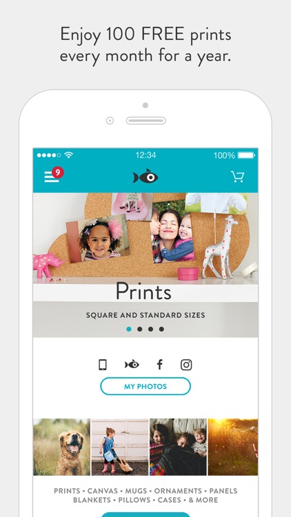 Snapfish - Photo printing
