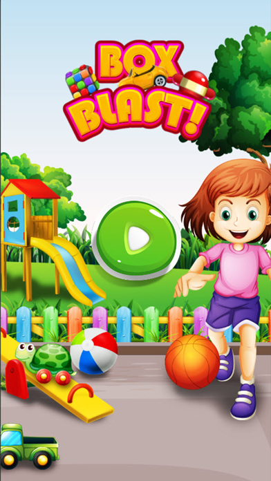 Box Blast - Pop To Finding Toy screenshot one