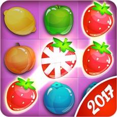 Activities of Fruit Match 2017