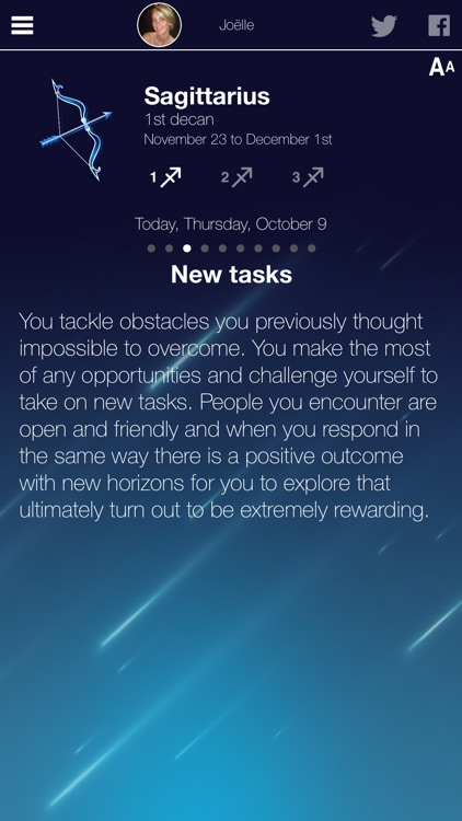 My Horoscope Pro screenshot-1