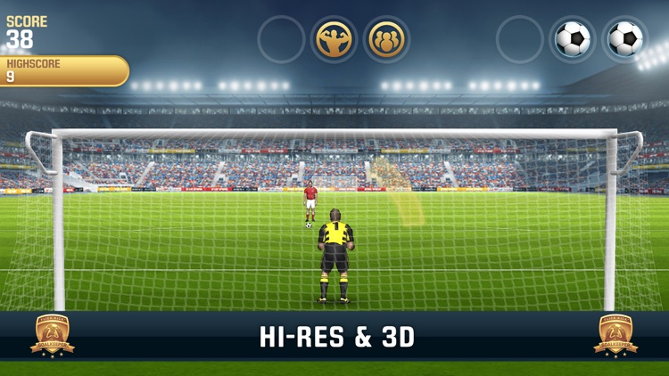 Flick Kick Goalkeeper screenshot-4