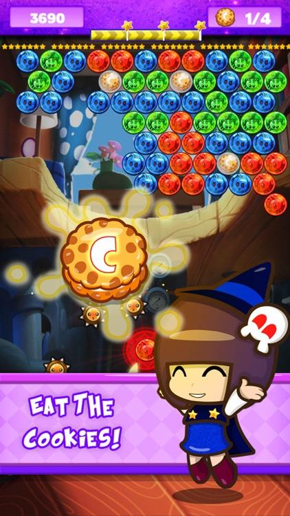 AlyssaW Bug Bubble Trouble screenshot-3