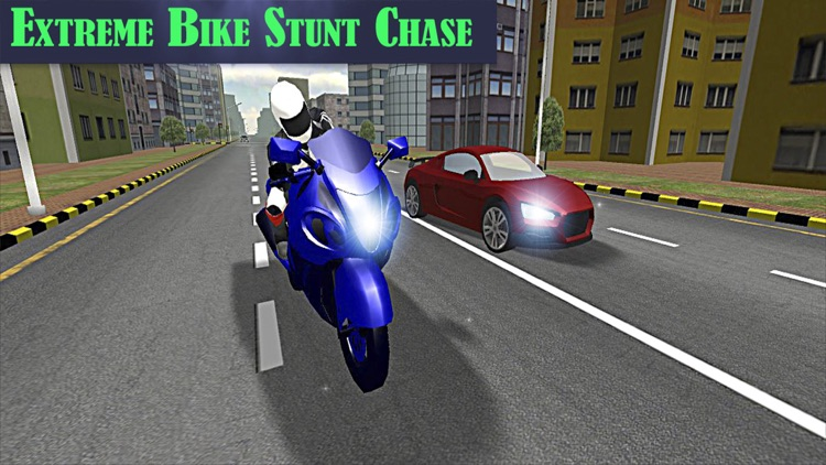 Motorbike Police Chase : Real Hot Pursuit Rider