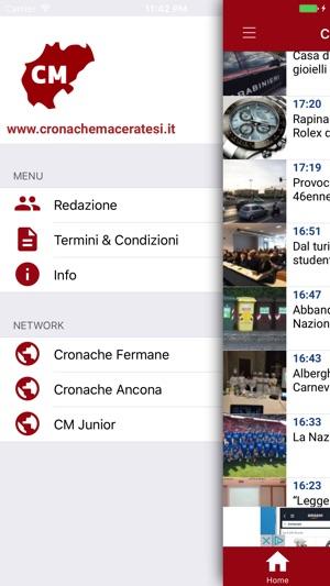 app cronache maceratesi