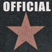 Official Hollywood Walk of Fame icon