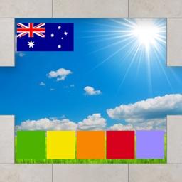 OzSun UV Dasboard