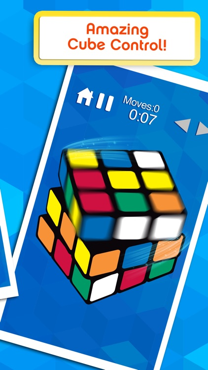 Rubik's® Cube Lite screenshot-3